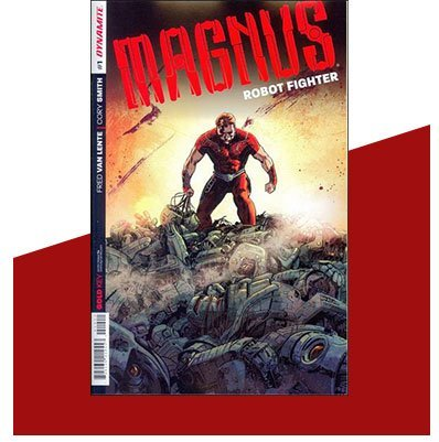 Magnus Robot Fighter (2014)