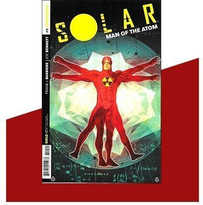 Solar: Man of the Atom (2014)