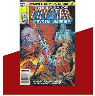 Saga of Crystar, Crystal Warrior
