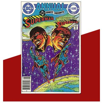DC Comics Presents Annual (1978)