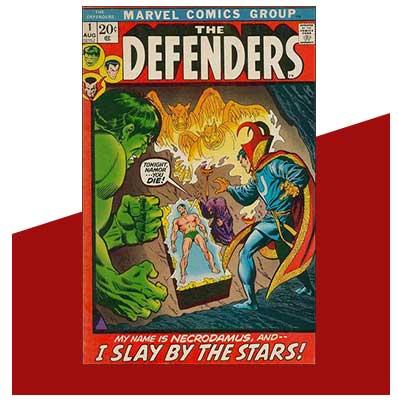 Defenders (1972)