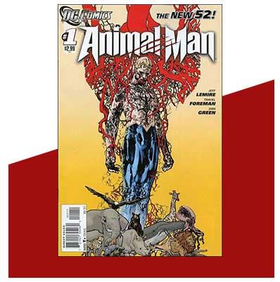 Animal Man (2011)