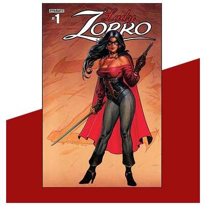 Lady Zorro (2014)
