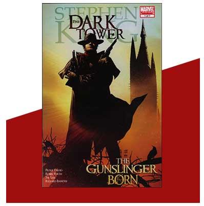 Dark Tower: Gunslinger Born