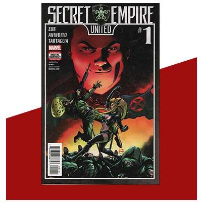 Secret Empire: United