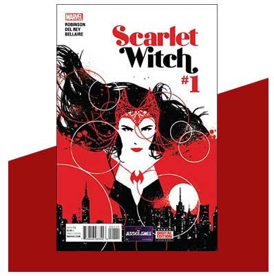 Scarlet Witch (2016)