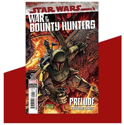 Star Wars: War of the Bounty Hunters Alpha