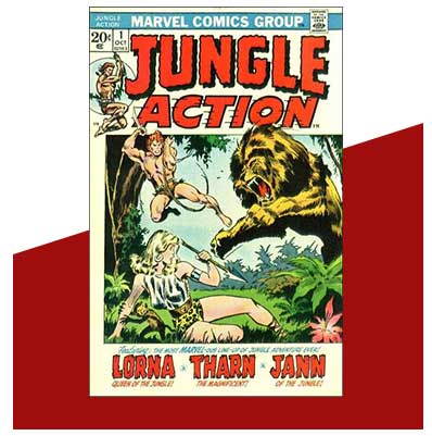 Jungle Action (1972)