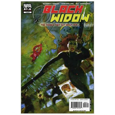 Black Widow The Things They Say About Her 3