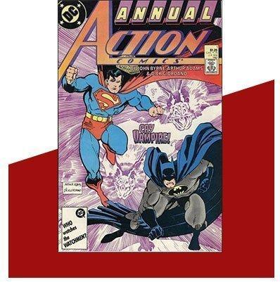Action Comics Annual (1987)