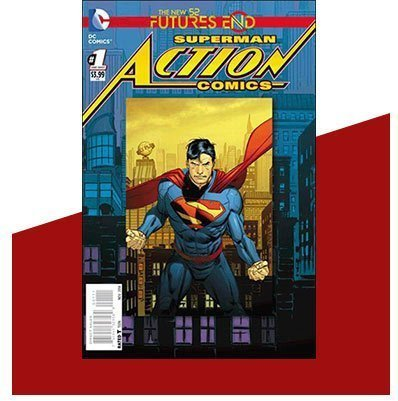 Action Comics: Futures End