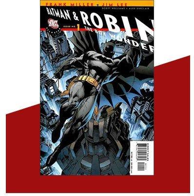 All Star Batman & Robin the Boy Wonder
