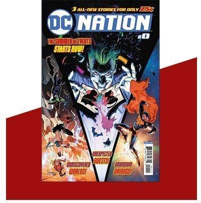 DC Nation (2018)