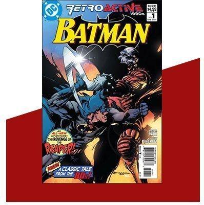 DC Retroactive: Batman - The 80's