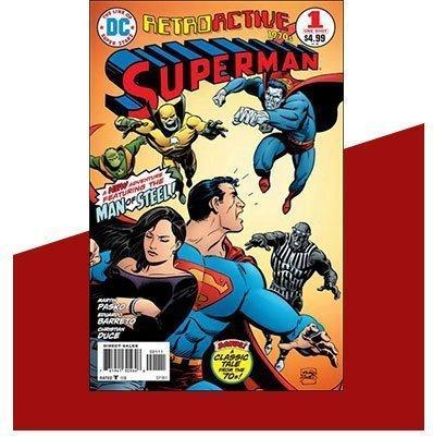 DC Retroactive: Superman - The 70's
