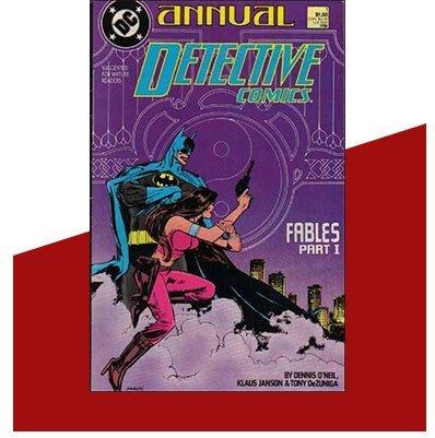 Detective Comics Annual (1988)