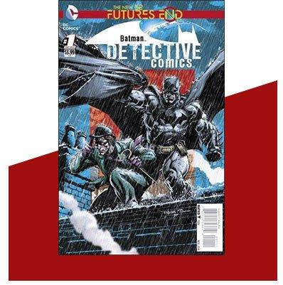 Detective Comics: Futures End
