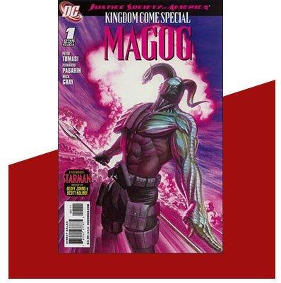 JSA Kingdom Come Special: Magog