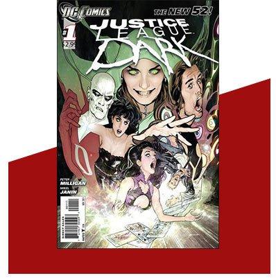 Justice League Dark (2011)