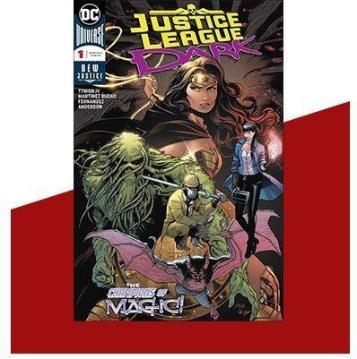 Justice League Dark (2018)