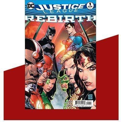 Justice League: Rebirth