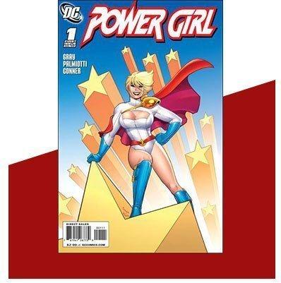 Power Girl (2009)