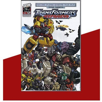 More Than Meets The Eye: Transformers Armada