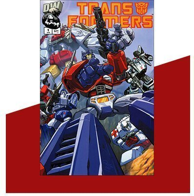 Transformers: Generation 1 (2002)