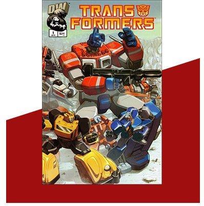 Transformers: Generation 1 (2003)