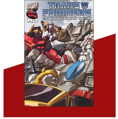 Transformers: More Than Meets The Eye (2003)