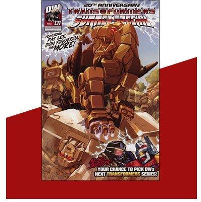 Transformers: Summer Special