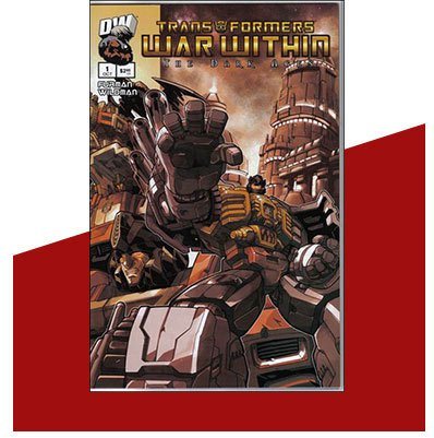 Transformers: War Within - The Dark Ages