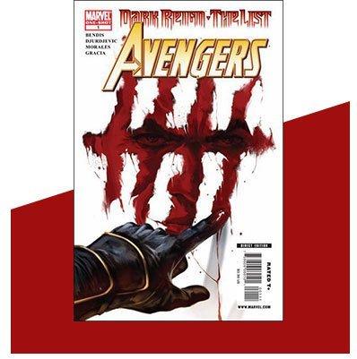 Dark Reign: The List - Avengers