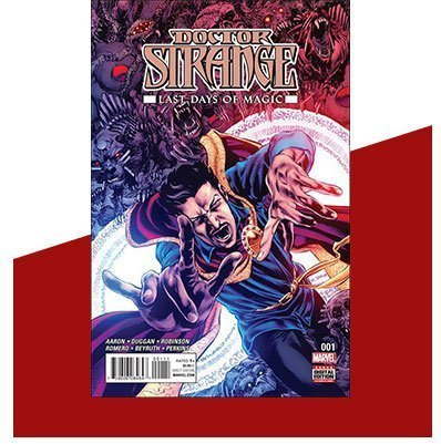 Doctor Strange: The Last Days of Magic