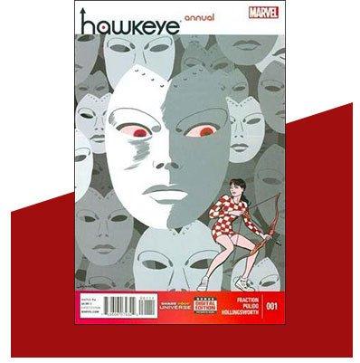 Hawkeye Annual