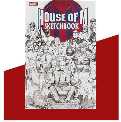 House of M: Sketchbook