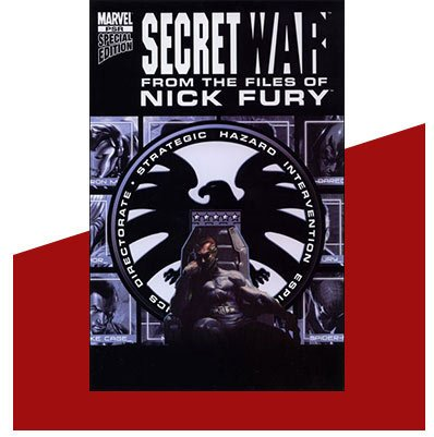 Secret War: From the Files of Nick Fury