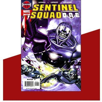 Sentinel Squad O*N*E
