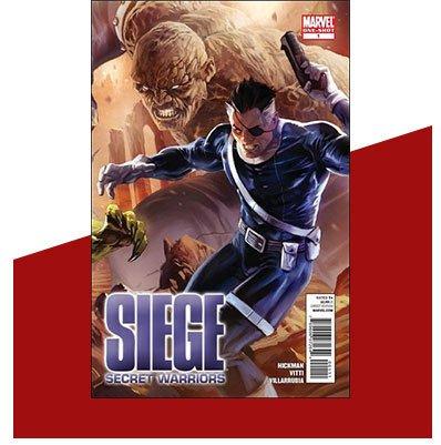 Siege: Secret Warriors