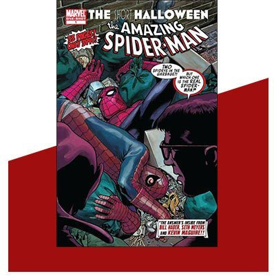 Spider-Man: The Short Halloween