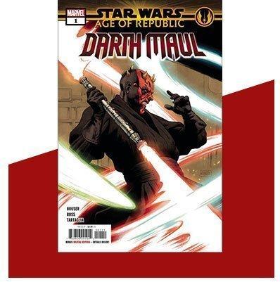 Star Wars: Age of Republic - Darth Maul