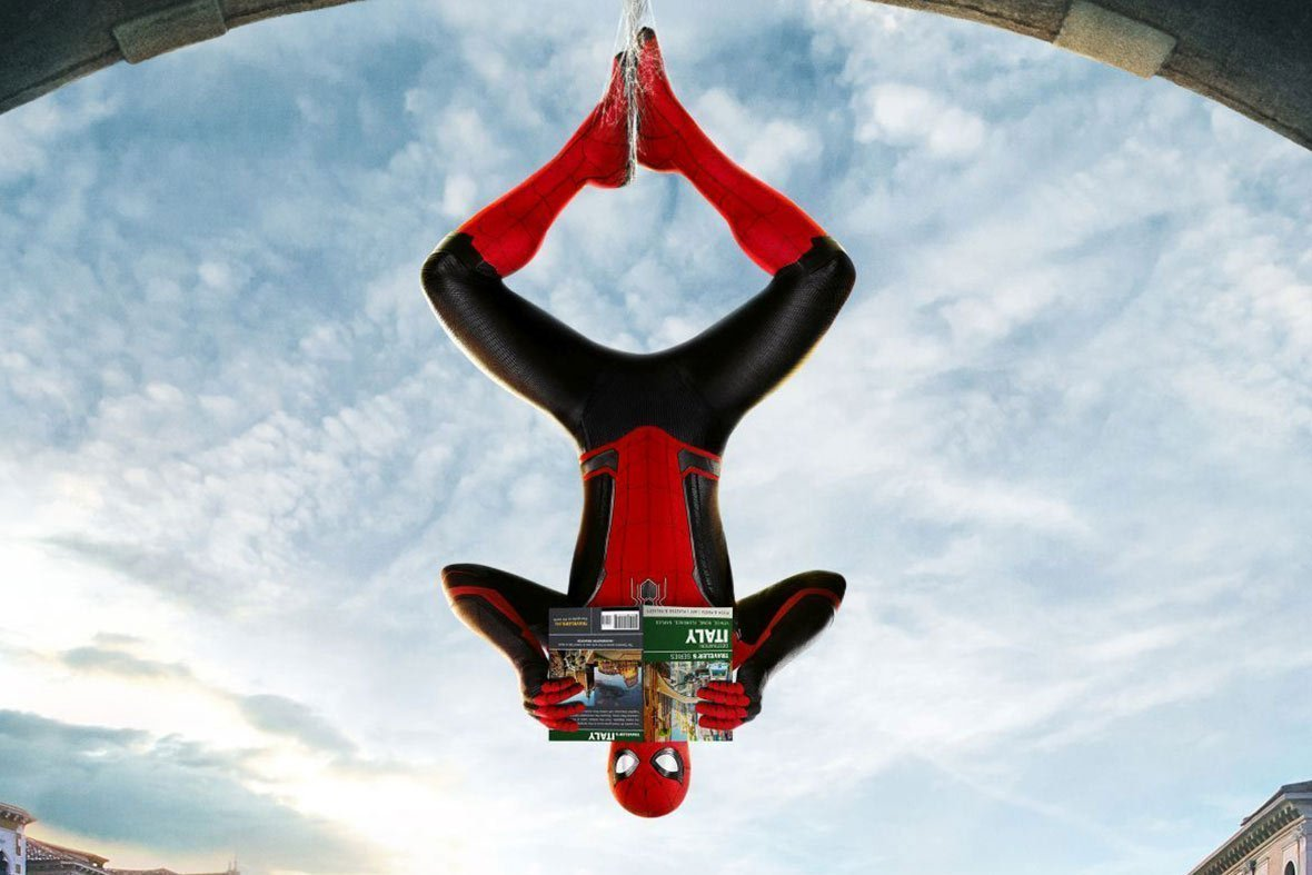 Spider Man Far From Home Blog 2