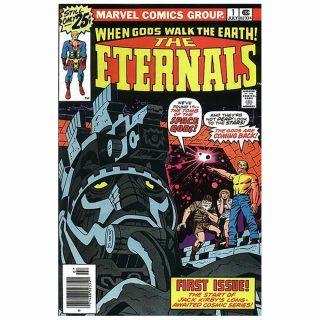 Top Ten 2nd May 2019 Eternals 1