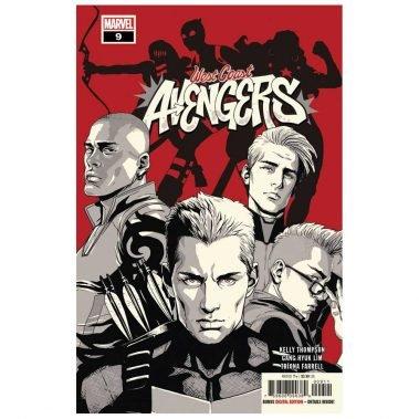 Top Ten 2nd May 2019 West Coast Avengers 9