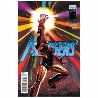 Top Ten 9th May 2019 Avengers 12