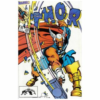 Top Ten 9th May 2019 Mighty Thor 337