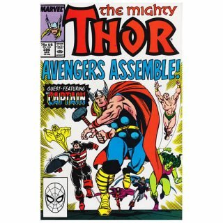 Top Ten 9th May 2019 Mighty Thor 390